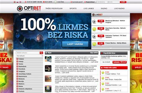 OPTIBET atsauksmes - eirokazino.com