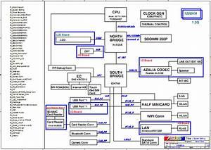 Asus Schematics  U2013 Page 8  U2013 Laptop Schematic