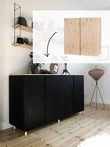 Ikea Brimnes Schrank : ikea hack wie du aus ivar schr nken ein cooles sideboard machst craftifair ~ Eleganceandgraceweddings.com Haus und Dekorationen