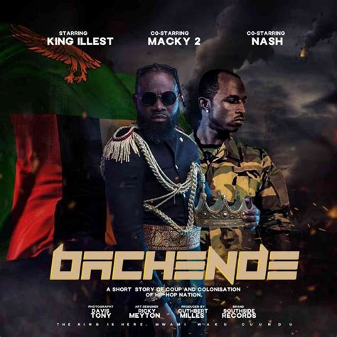 Bring it back again macky2 feat chef187 official video. King Illest ft. Nash & Macky2 - Ba Cheende Mp3 Download ...