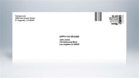 sample business envelope addressed elegant envelope