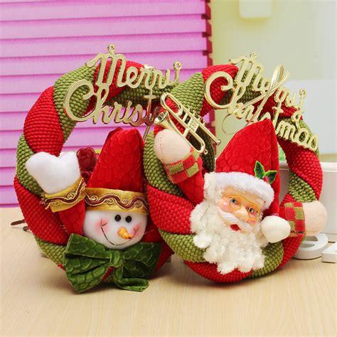 christmas santa claus ornaments festival party xmas tree
