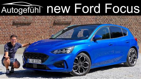 2019 Ford Focus St Estate Line
