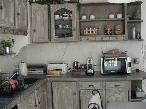 il cuisine relooker cuisine en bois cuisine 12 astuces gain