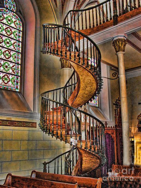 miraculous staircase photograph  jim sweida