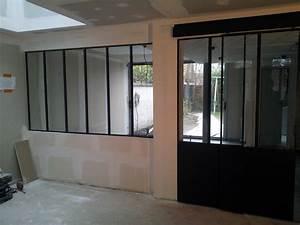 Defi metallerie verrieres d39interieur et portes page 4 for Porte de garage coulissante et porte d interieur double vantaux