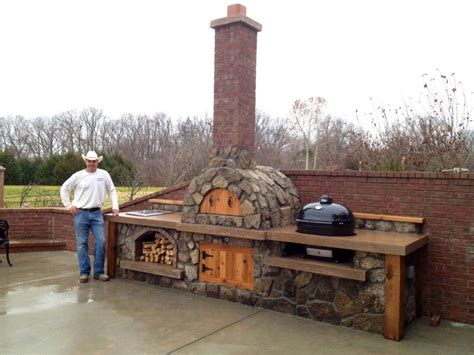 outdoor kitchen pizza oven design pizza ovens outdoor plans pizza oven with primo xl 7243