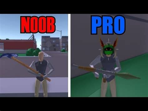 noob  pro en strucid roblox  youtube