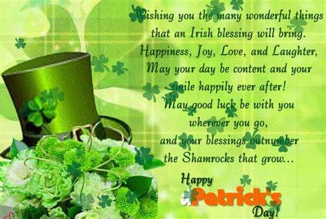 wishing    luck   irish  happy st