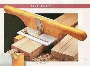 Making Scratch Stock • WoodArchivist
