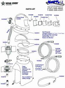 Nova 2000 Parts Diagram