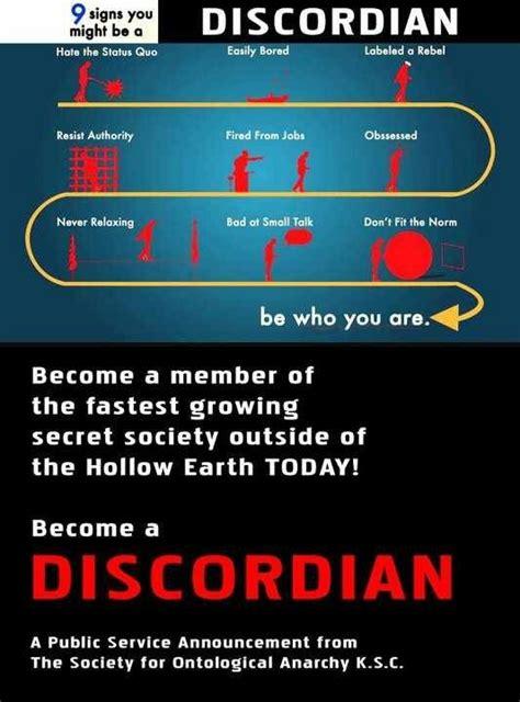 Discordian  Putting The Meta In Metaphysics Pinterest