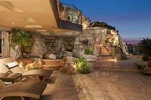 Whimsical Rock House In Laguna Beach | iDesignArch ...