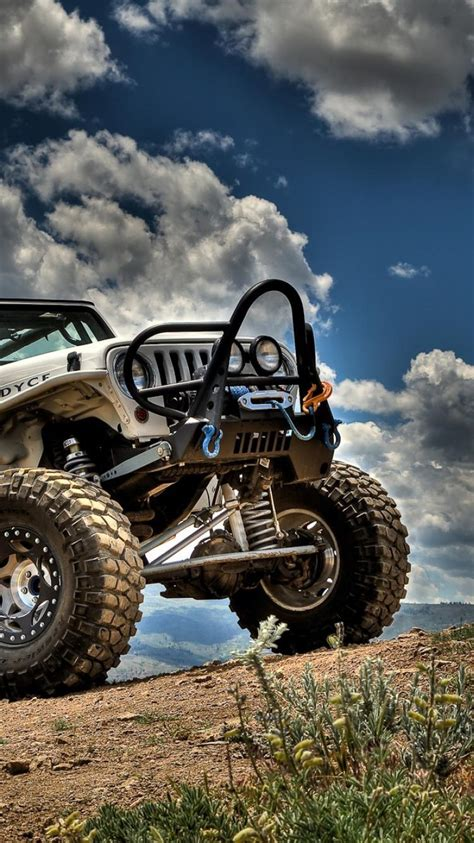 nature cars jeep hdr photography skyscapes wrangler