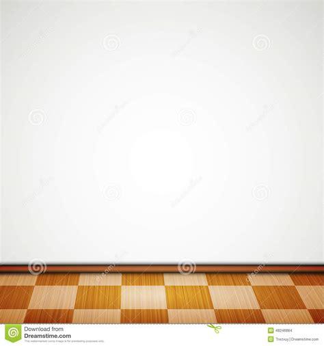 floor l vector vector wall with wooden floor stock vector image 48246884