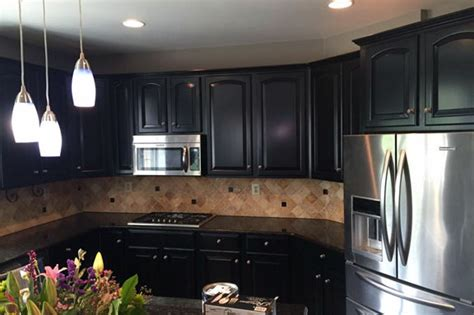 kitchen cabinet painting contractors kitchen cabinet refinishing george schneider painting 5640