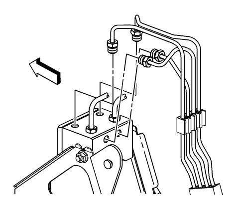 buick rendezvous rear break replacement procedure