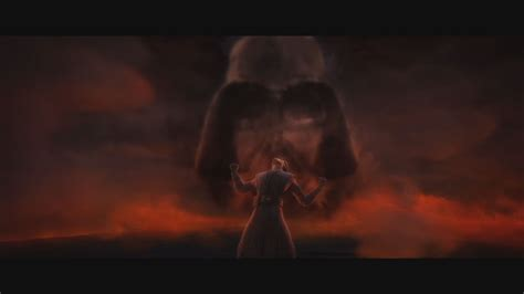 Star Wars: The Clone Wars - Anakin's vision of Future as ...