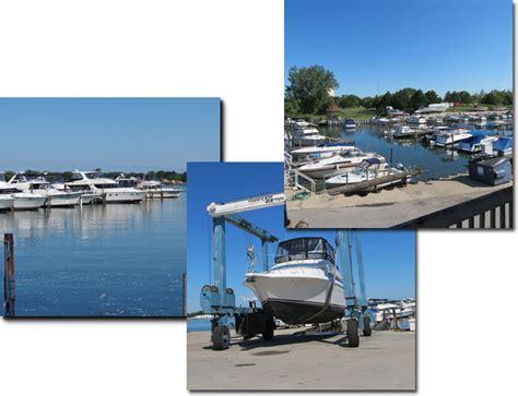 Boat Slip Rental Buffalo Ny by Boat Slips Michigan