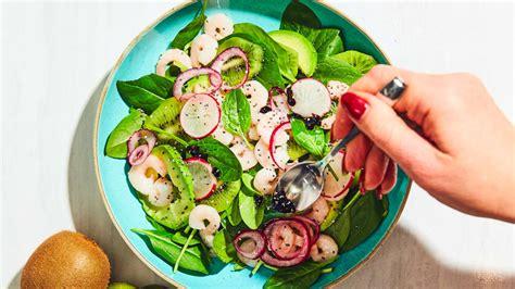 Kivi salāti ar garnelēm - RIMI