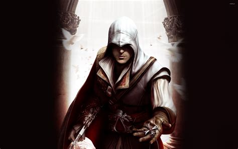 Assassin's Creed Ii Wallpaper  Game Wallpapers #16639
