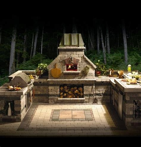 amazing outdoor ovens   pizzas  summer