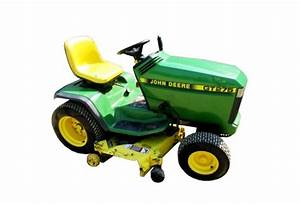 John Deere Gt275 Garden Tractor Maintenance Guide  U0026 Parts List