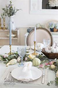 beautiful table settings How To Style An Elegant Table Setting With Pastels - shabbyfufu.com