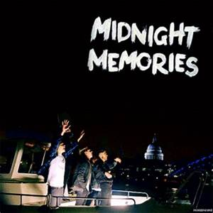Midnight Memories - One Direction Photo (37242836) - Fanpop