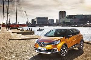 Renault Captur Phase 2 : renault captur phase ii correction de tir ~ Gottalentnigeria.com Avis de Voitures