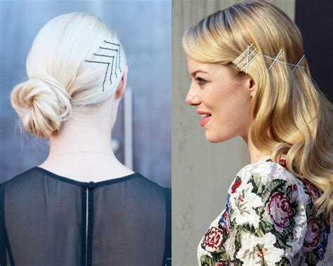 bobby pin hairstyles beautiful hairstyles