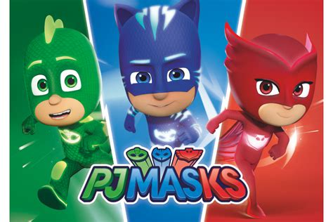 Eone Gets Cozy With 'pj Masks 'peppa Pig Comfy Critters