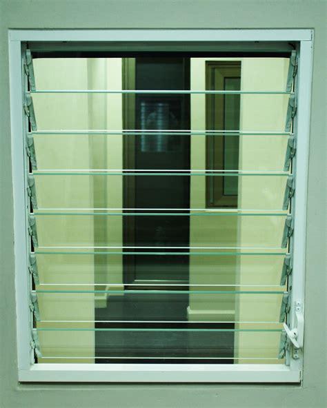 Glass Window Jalousie Window Glass