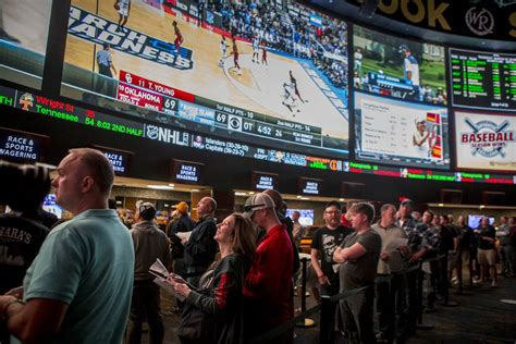 Leagues, Casinos Lobby States For Cut Of Sports Betting