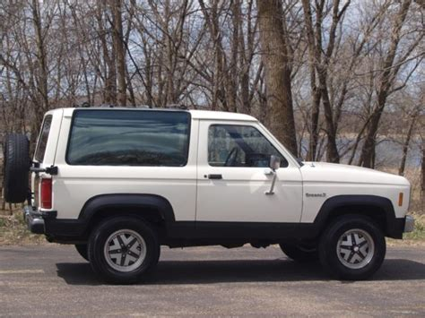 ford bronco ii  owner   speed extra clean sw