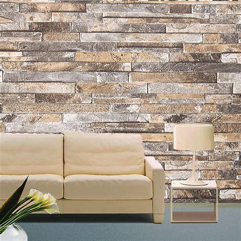 Wall For Living Room Ireland by 3d Wall Paper Brick Pattern Vinyl Wallpaper Roll