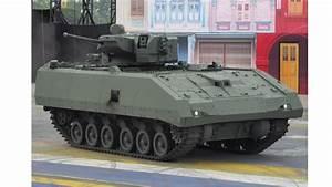 Singapore Army's next-generation armoured vehicle ...