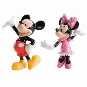 Mickey Und Minnie Mouse : party deko mickey minnie mouse tortendeko set ~ Eleganceandgraceweddings.com Haus und Dekorationen