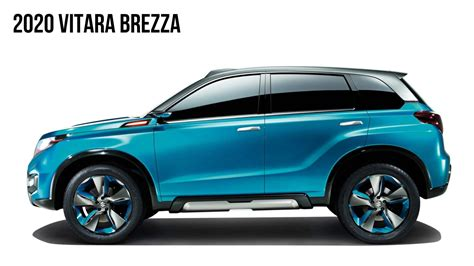 maruti suzuki 2020 2020 maruti suzuki vitara brezza facelift 5 expected changes