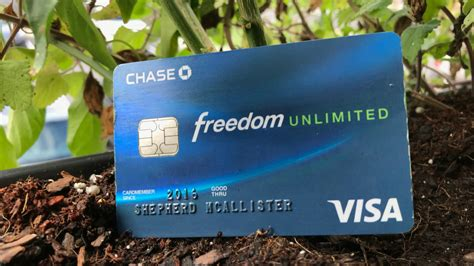 Easily compare our credit cards and rewards at chase.com & find your next card! Chase's Freedom Unlimited is Your Rewards Credit Card For Everything Else