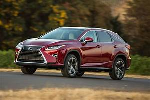 2016 Lexus Rx350 And Lexus Rx450h First Drive Review
