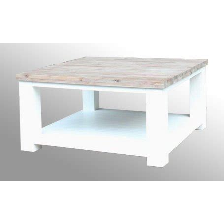 table basse blanche carree maison design homedian