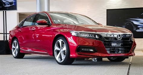Nissan Altima 2019 Vs. Honda Accord 2018