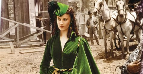 With The Wind Green Curtain Dress by Which Iconic O Hara Dress Is Your All Time