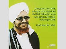 Kata Mutiara Islam Nasehat Mulia dari Habib Umar bin