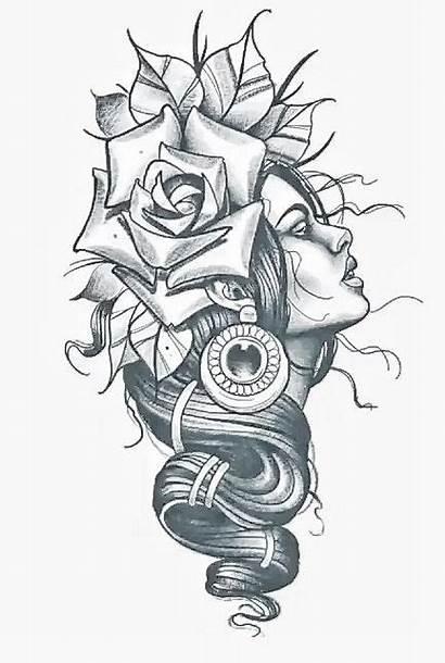 Tattoos Arm Tattoo Drawings Thigh Piece Upper