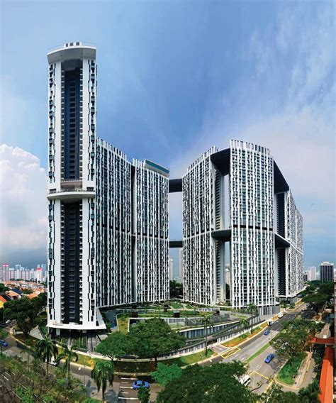 Singapore Houses Residential Buildings South East Asia