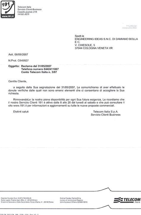 lettere di ringraziamento formali lettera formale intestazione agriturismoarioli