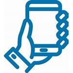 Mobile Automation Icon Access Clipart Transparent Pinclipart
