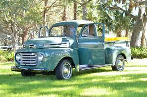 48 Ford Pickup Truck